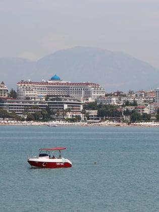 Side Beach, Türkische Riviera © Thomas Zwicker