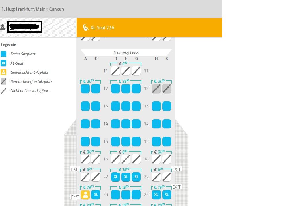 Condor (DE) | Airlines Forum • HolidayCheck