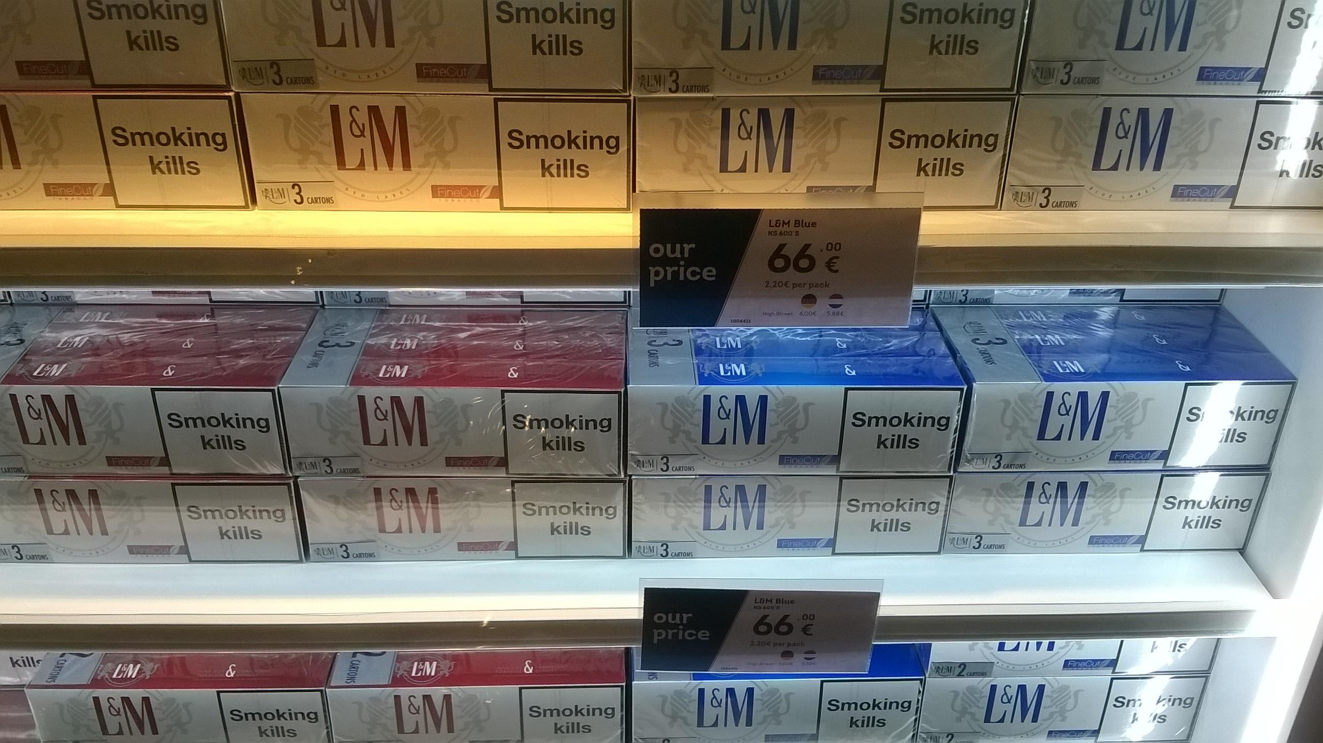 Was Kosten Zigaretten In Griechenland 2021