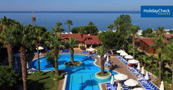 Hotel Grand Side Side Kumkoy Holidaycheck Turkische Riviera