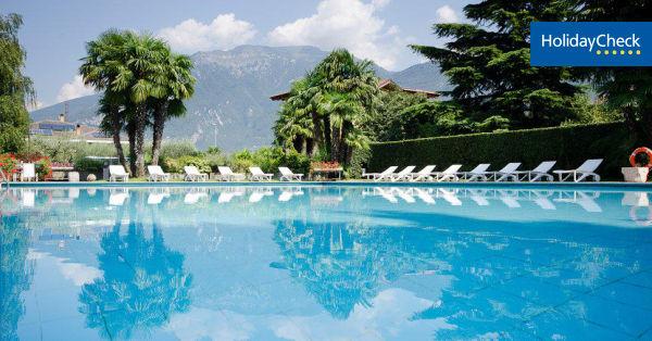 Hotel san giorgio arco holidaycheck trentino italien for Arco arredamenti san giorgio