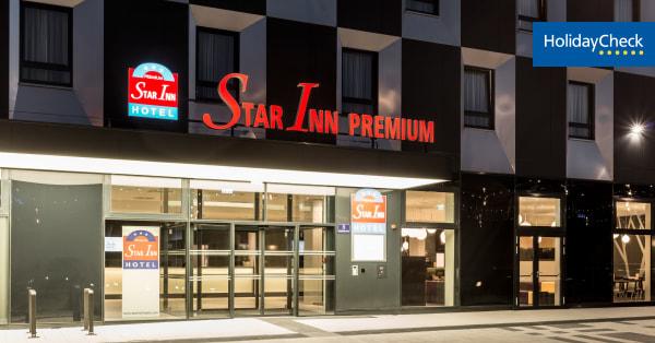 Star Inn Hotel Wien Hauptbahnhof Bewertung