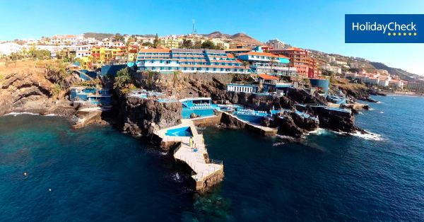 Hotel Rocamar (Caniço) • HolidayCheck (Madeira   Portugal)