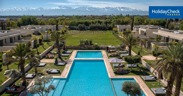Sirayane Boutique Hotel & Spa Marrakech (Marrakesch) • HolidayCheck ...