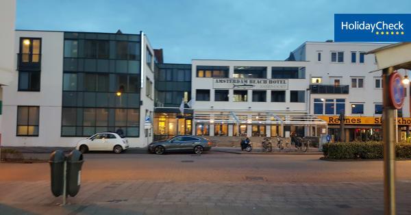 Amsterdam Beach Hotel Zandvoort Bewertung