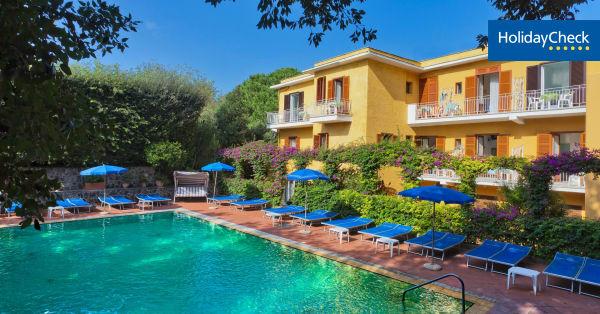 Hotel Villa Tina Ischia Porto