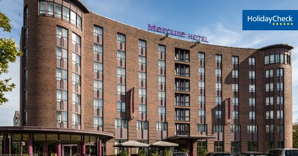 Mercure Hotel Hamburg City Hamburg Holidaycheck Hamburg