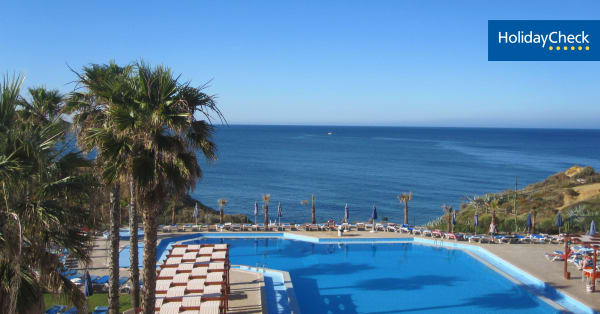 hotelbewertungen hotel auramar in albufeira algarve portugal. Black Bedroom Furniture Sets. Home Design Ideas