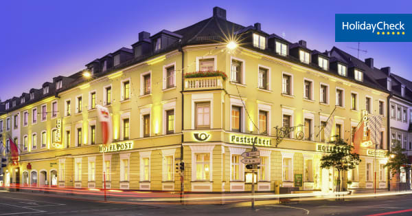 romantik hotel zur post f rstenfeldbruck holidaycheck bayern deutschland. Black Bedroom Furniture Sets. Home Design Ideas