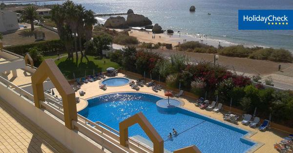 hotelbewertungen hotel luar in praia da rocha algarve. Black Bedroom Furniture Sets. Home Design Ideas
