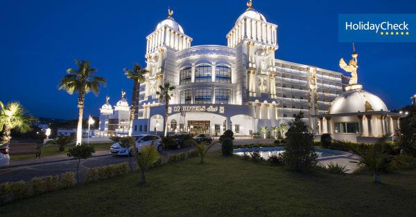 Oz Hotels Sui Okurcalar Holidaycheck Turkische Riviera Turkei