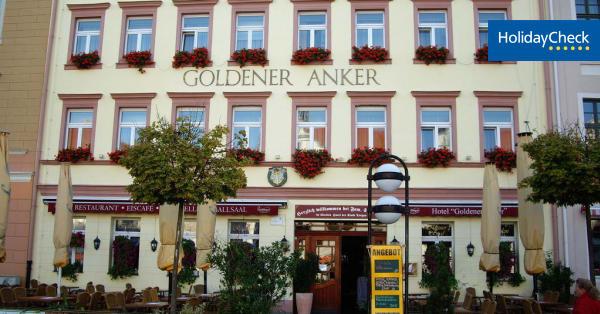 hotel mit charme am marktplatz von torgau hotel goldener anker torgau holidaycheck. Black Bedroom Furniture Sets. Home Design Ideas