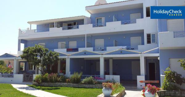 hotelbewertungen hotel margarita beach moraitika. Black Bedroom Furniture Sets. Home Design Ideas