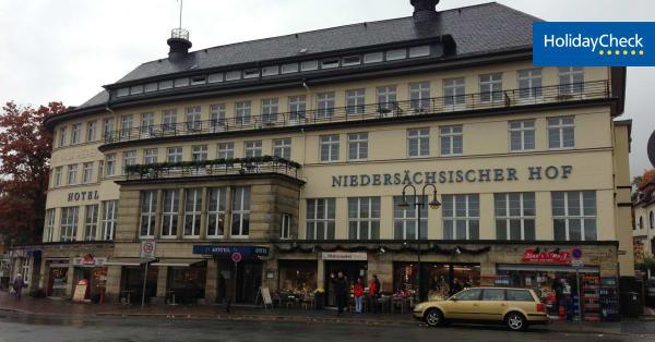 Hotel Nieders 228 Chsischer Hof Goslar Holidaycheck