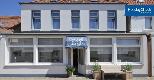 Pension Haus Menno Janssen Norderney • HolidayCheck