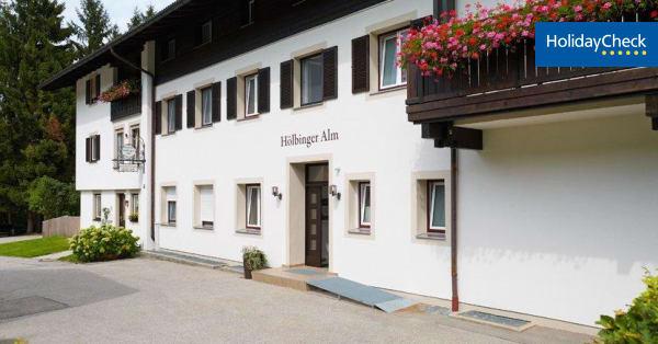 Ferienwohnungen Hölbinger Alm (Anger) • HolidayCheck (Bayern ...