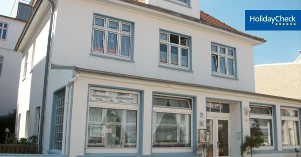 Hotelbewertungen Pension Haus Risius in Norderney