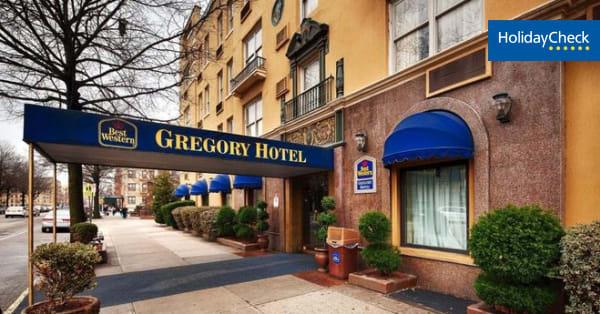 Best Western Gregory Hotel Brooklyn Ny Usa