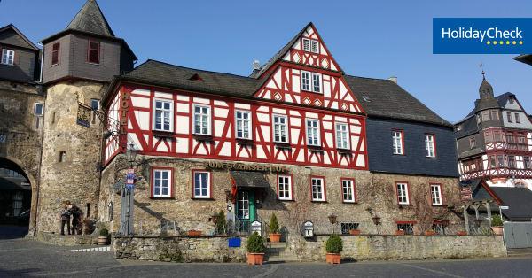 Hotel Zum Solmser Hof Braunfels Holidaycheck Hessen