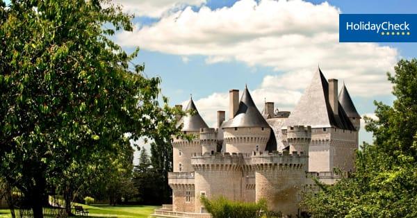 wohnen in einem chateau hapimag resort ch teau de chabenet le pont chr tien chabenet. Black Bedroom Furniture Sets. Home Design Ideas