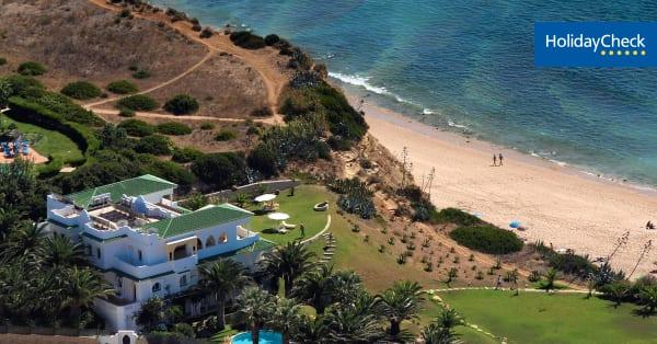 hotelbewertungen villa esmeralda in lagos algarve portugal. Black Bedroom Furniture Sets. Home Design Ideas