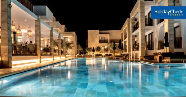 Lango design hotel spa lambi holidaycheck kos for Design hotel kos