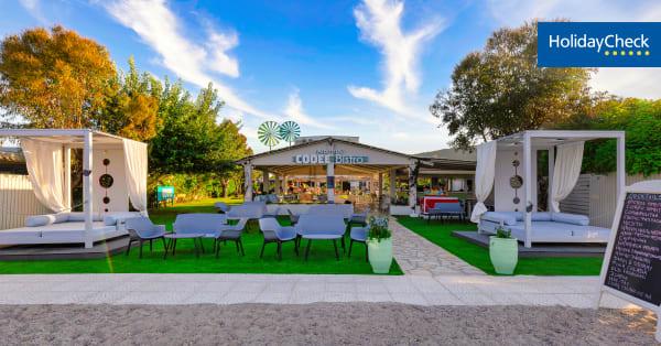 hotelbewertungen hotel cooee albatros in moraitika korfu. Black Bedroom Furniture Sets. Home Design Ideas