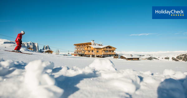Goldknopf alpine lifestyle hotel compatsch for Lifestyle hotel sudtirol