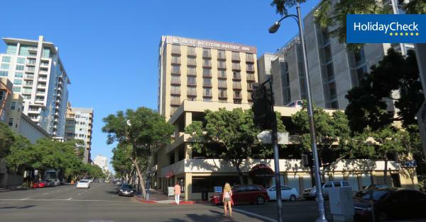 Best Western Hotel Bayside Inn San Diego Holidaycheck