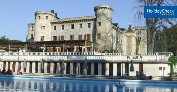 Hotel Ch U00e2teau De Fontager  Serves