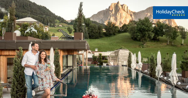 Abinea Dolomiti Romantic & SPA Hotel (Castelrotto ...