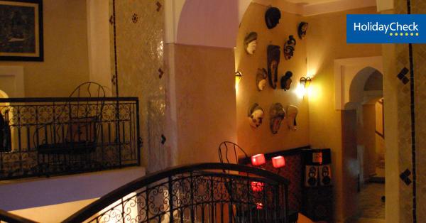 Hotel Riad Sidi Mimoune (Marrakesch) • HolidayCheck ...