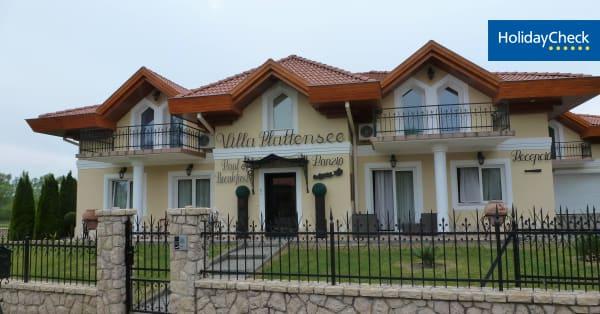 Villa Plattensee Hotel