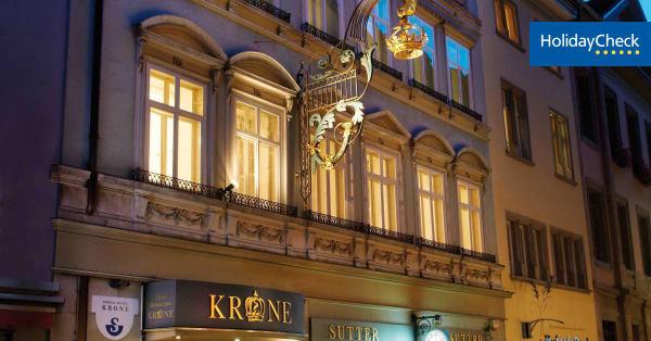 Sorell Hotel Krone (Winterthur) • HolidayCheck (Kanton ...