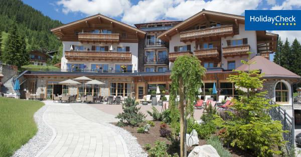 super wandergegend super hotel nur zu empfehlen berghotel der k nigsleitner hotel chalets
