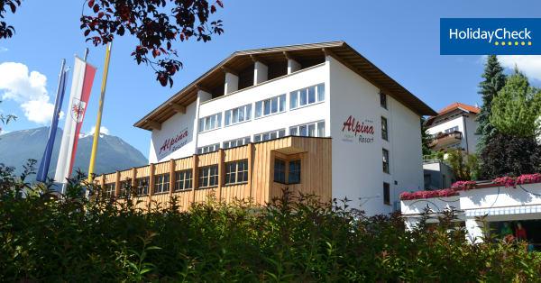 Skiurlaub Hotel Alpina Pitztal-Wenns im Pitztal