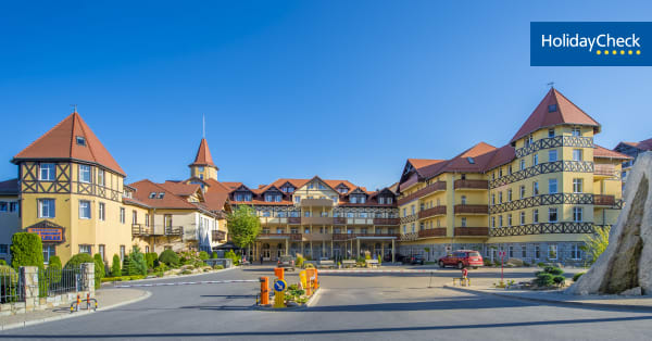 Hotel St Lukas Bad Flinsberg Bewertung