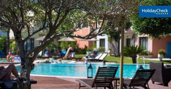 hotelbewertungen hotel almyros villas resort in acharavi. Black Bedroom Furniture Sets. Home Design Ideas