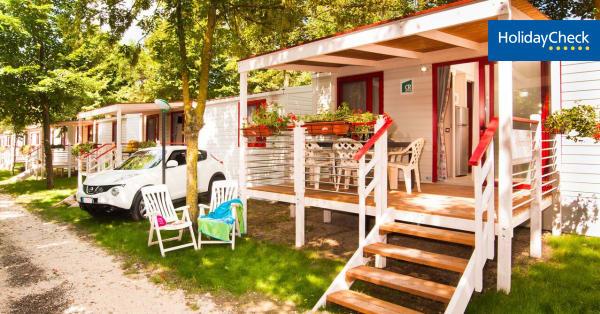 hochwertiges mobilheim adria holiday bungalows caorle. Black Bedroom Furniture Sets. Home Design Ideas