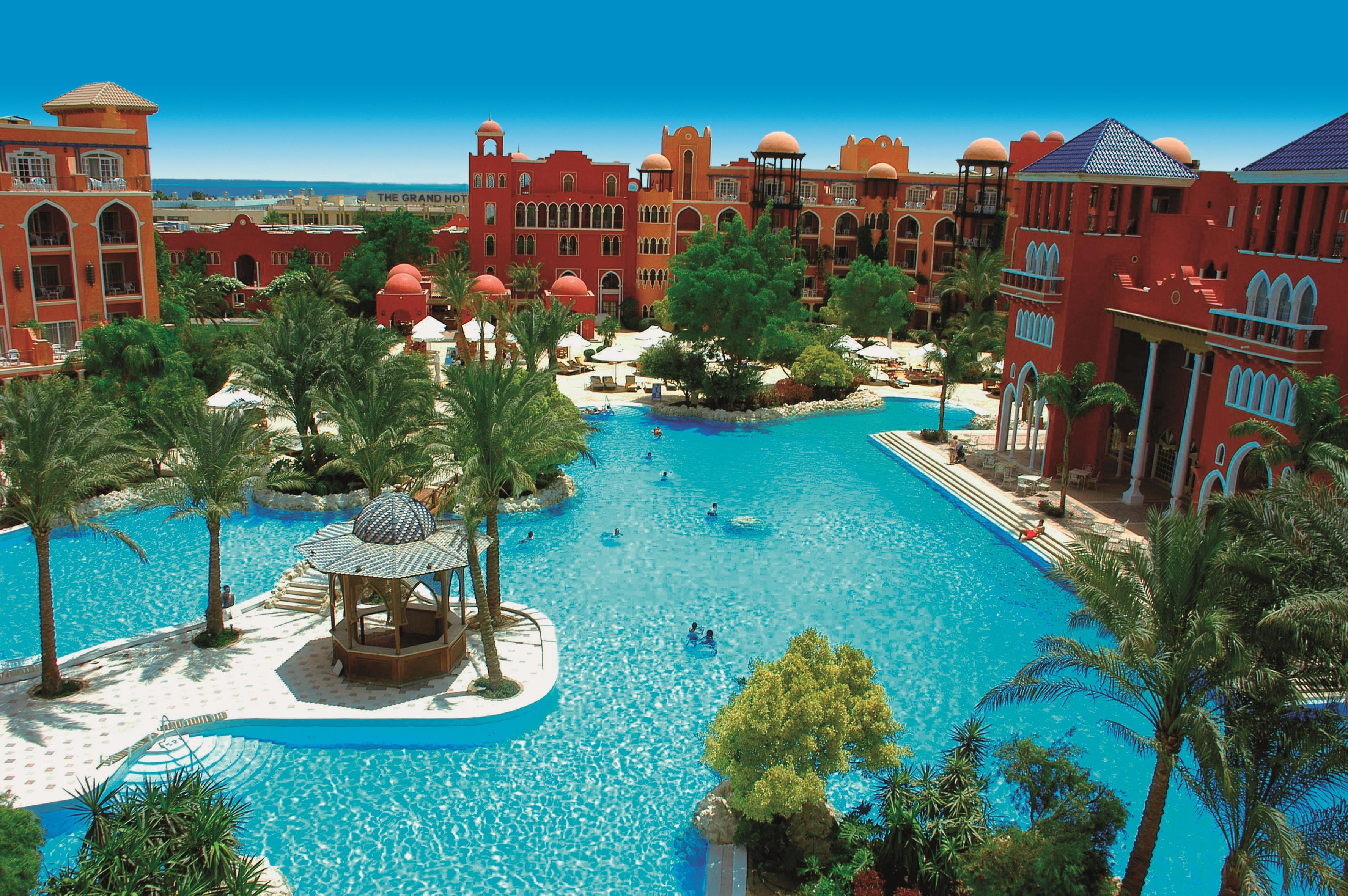 Grand Hotel Agypten Hurghada