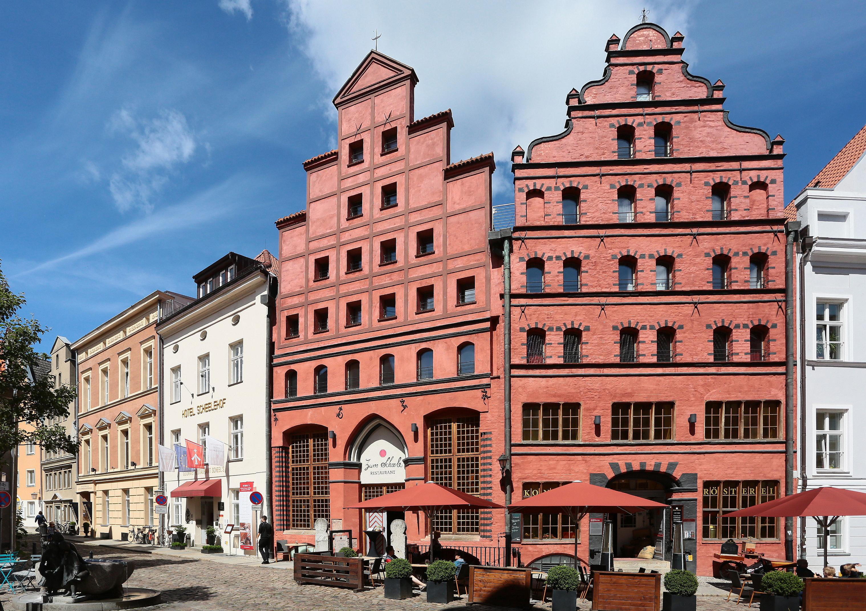 romantik hotel scheelehof stralsund in stralsund holidaycheck mecklenburg vorpommern deutschland. Black Bedroom Furniture Sets. Home Design Ideas