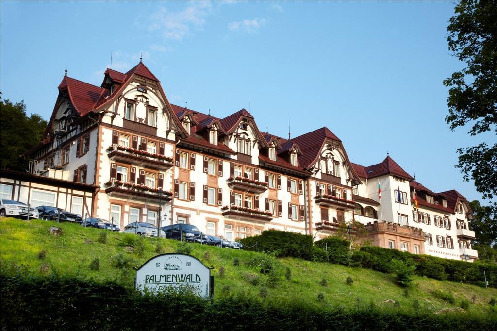 Hotel Palmenwald Bewertung