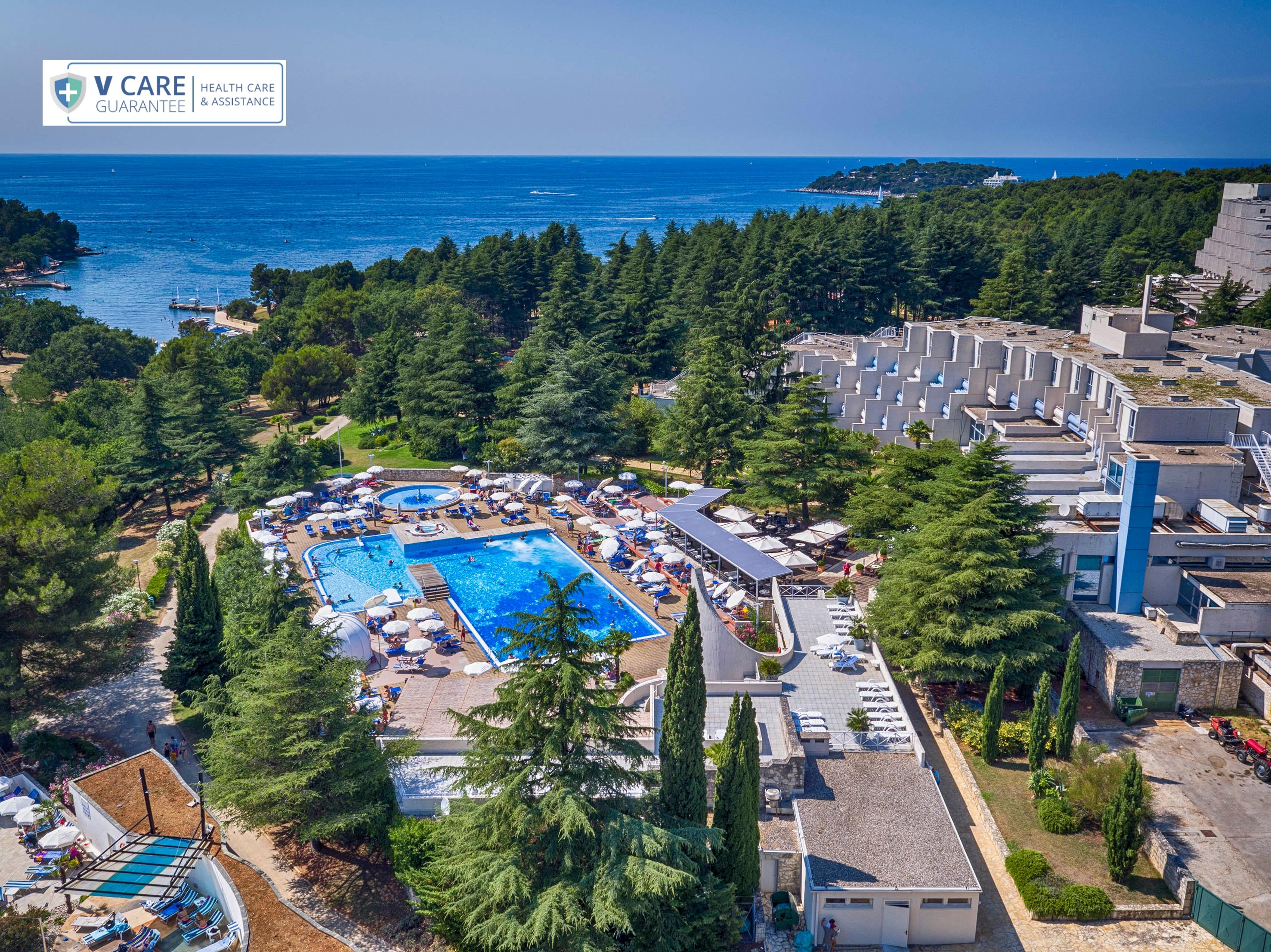 Valamar Crystal Hotel In Porec Holidaycheck Istrien