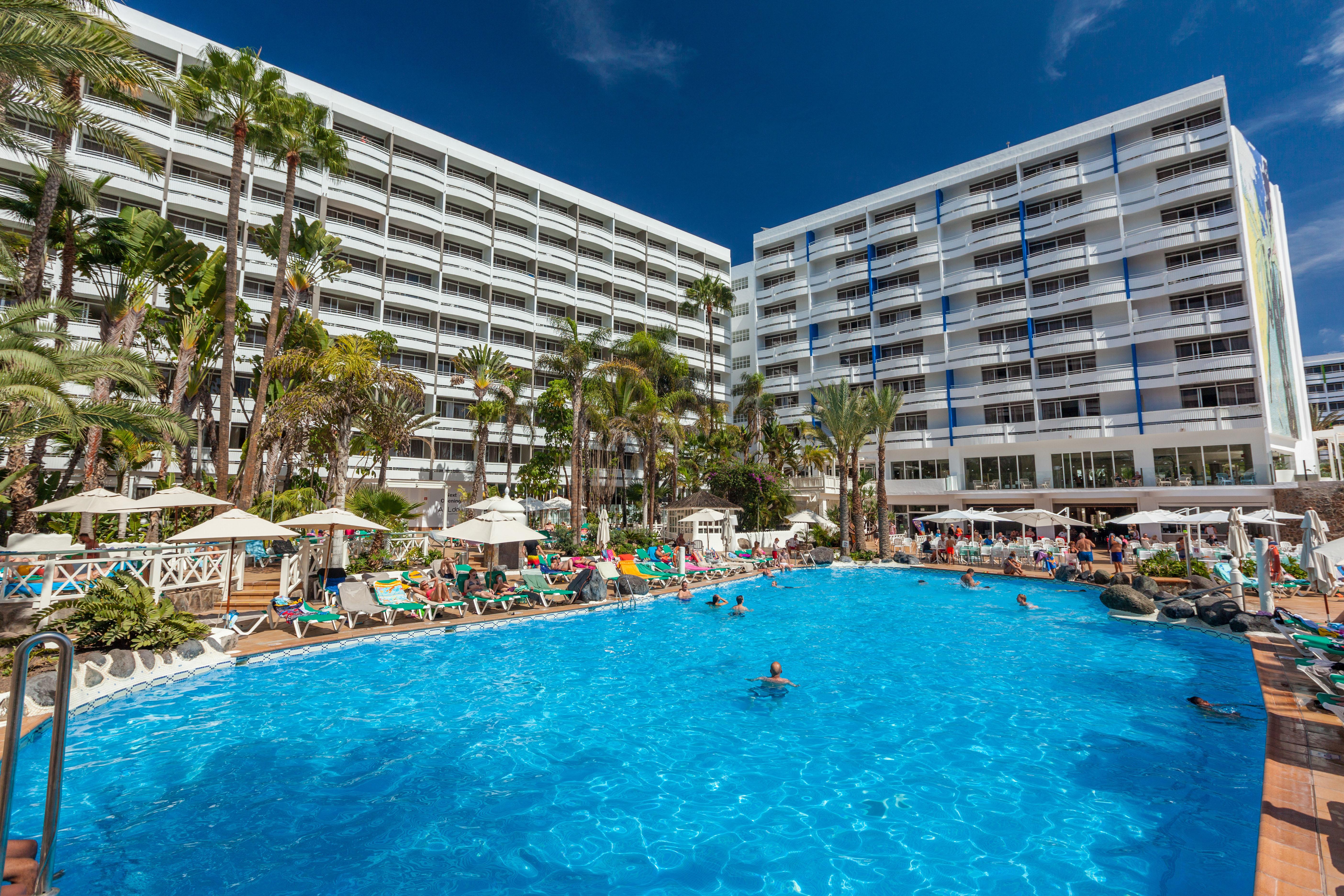 Gran Canaria Playa De Ingles Hotel Buenaventura
