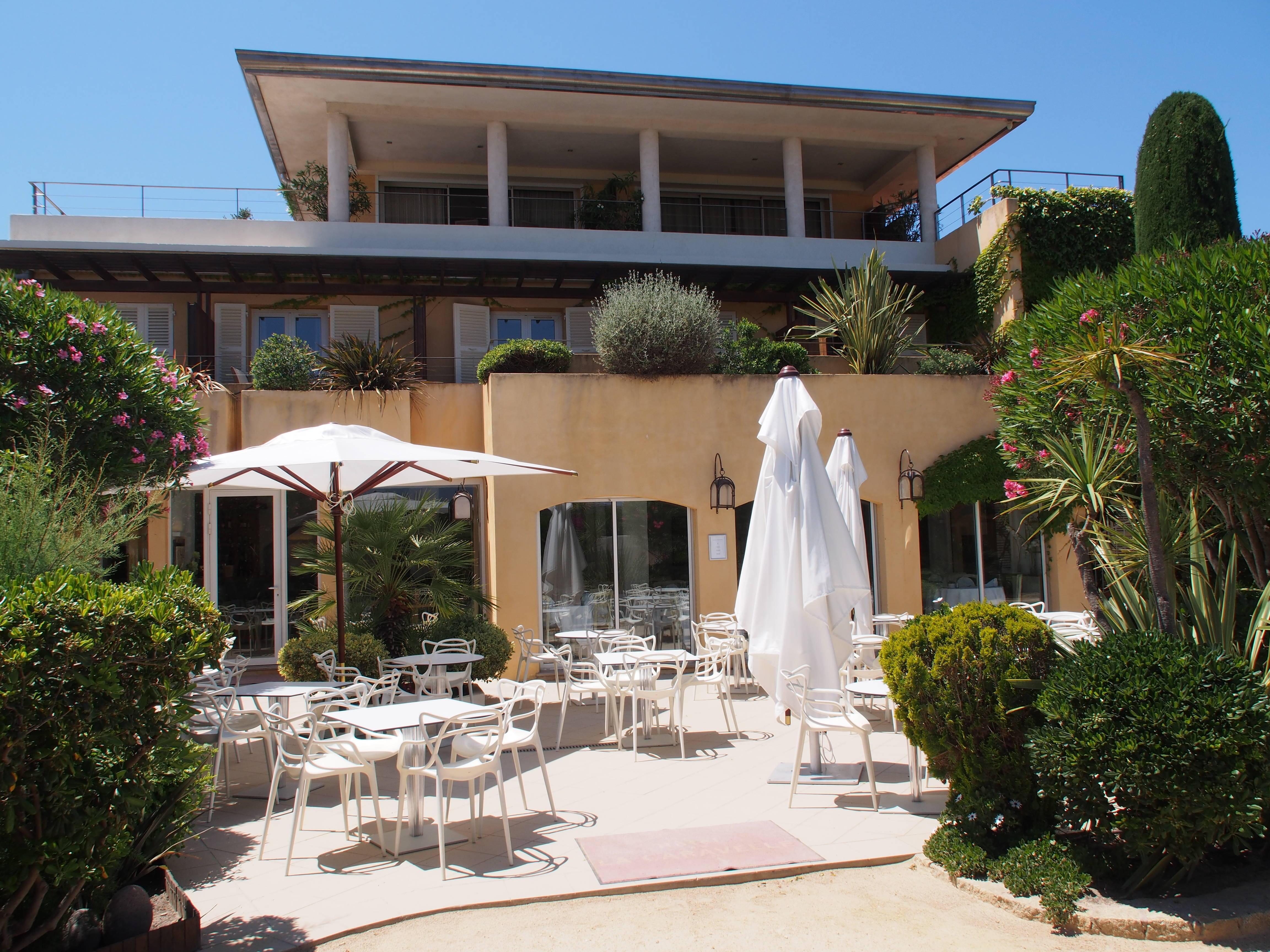 Hotel La Caravelle Calvi Frankreich
