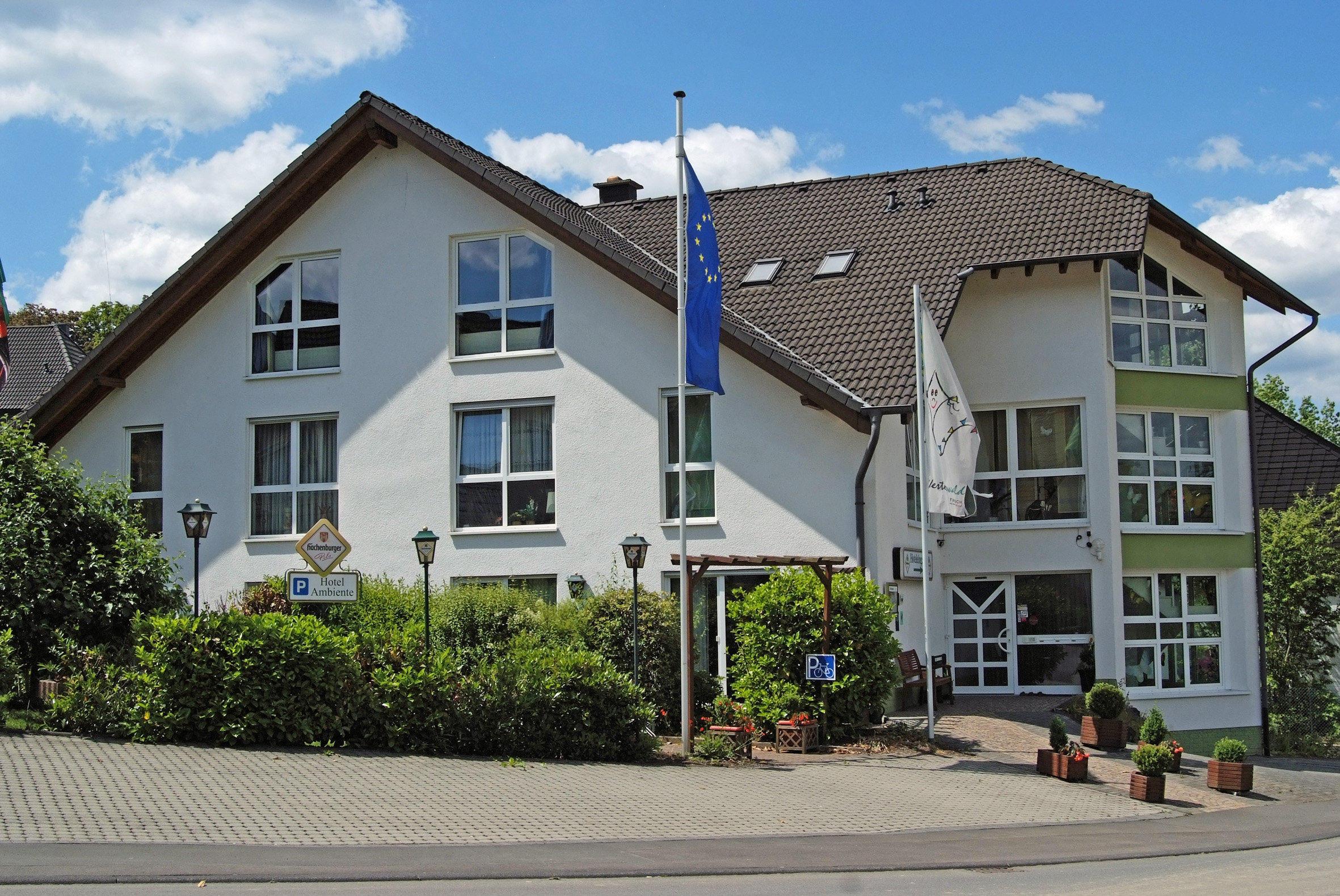 hotel ambiente in wissen holidaycheck rheinland pfalz On hotel ambiente