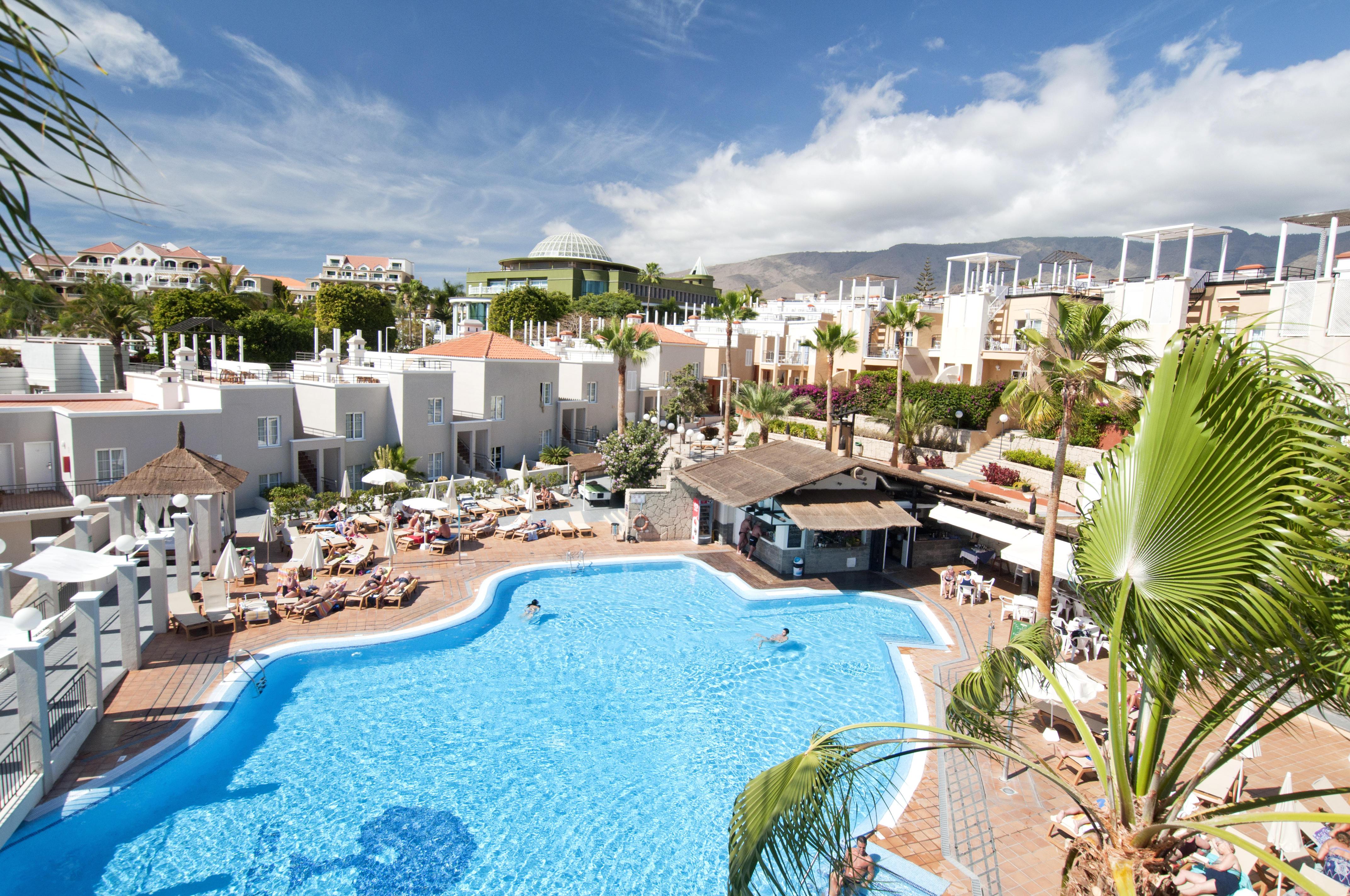 Los Olivos Beach Resort In Costa Adeje Holidaycheck