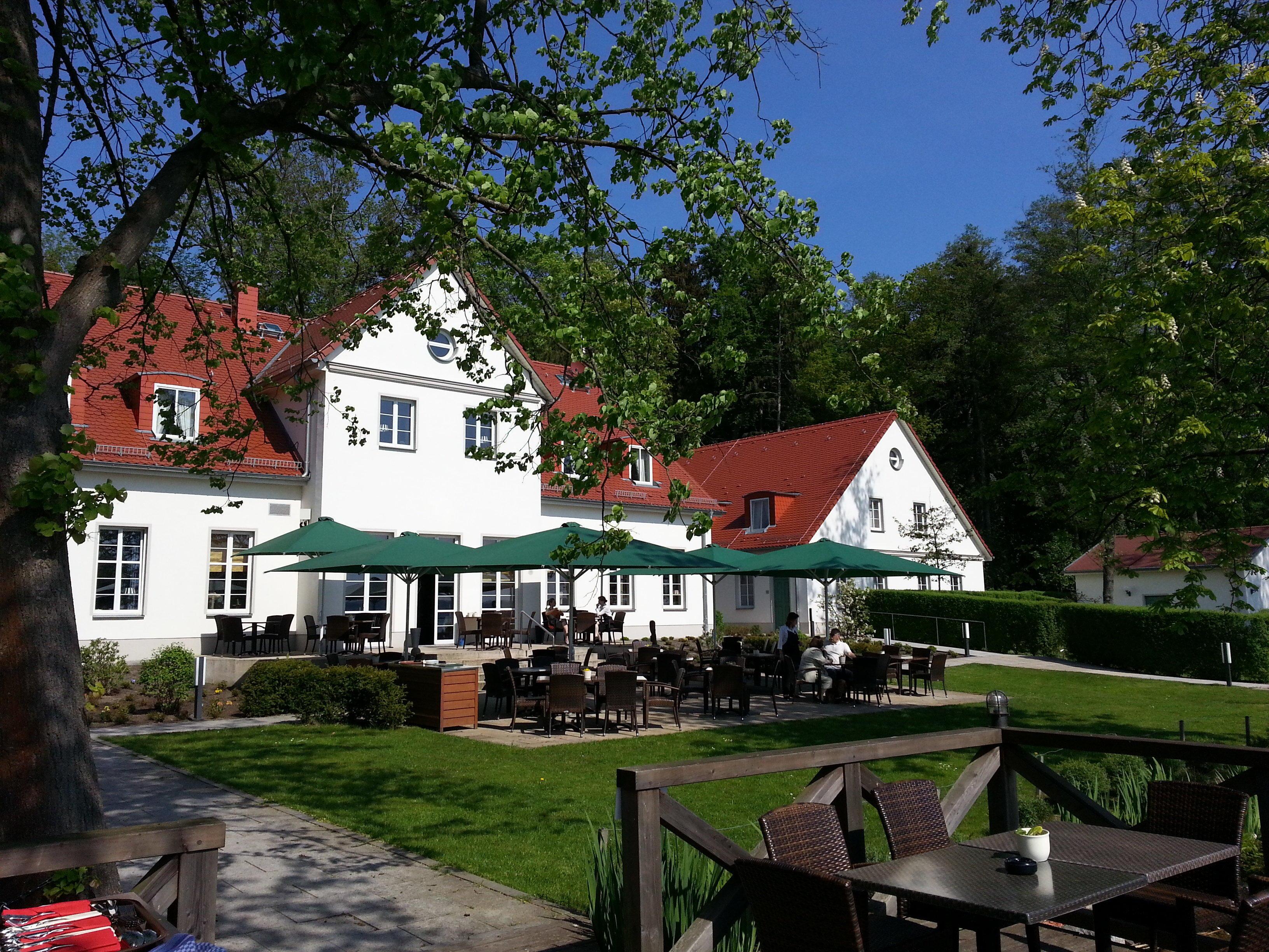 Cafe Wildau Hotel Werbellinsee