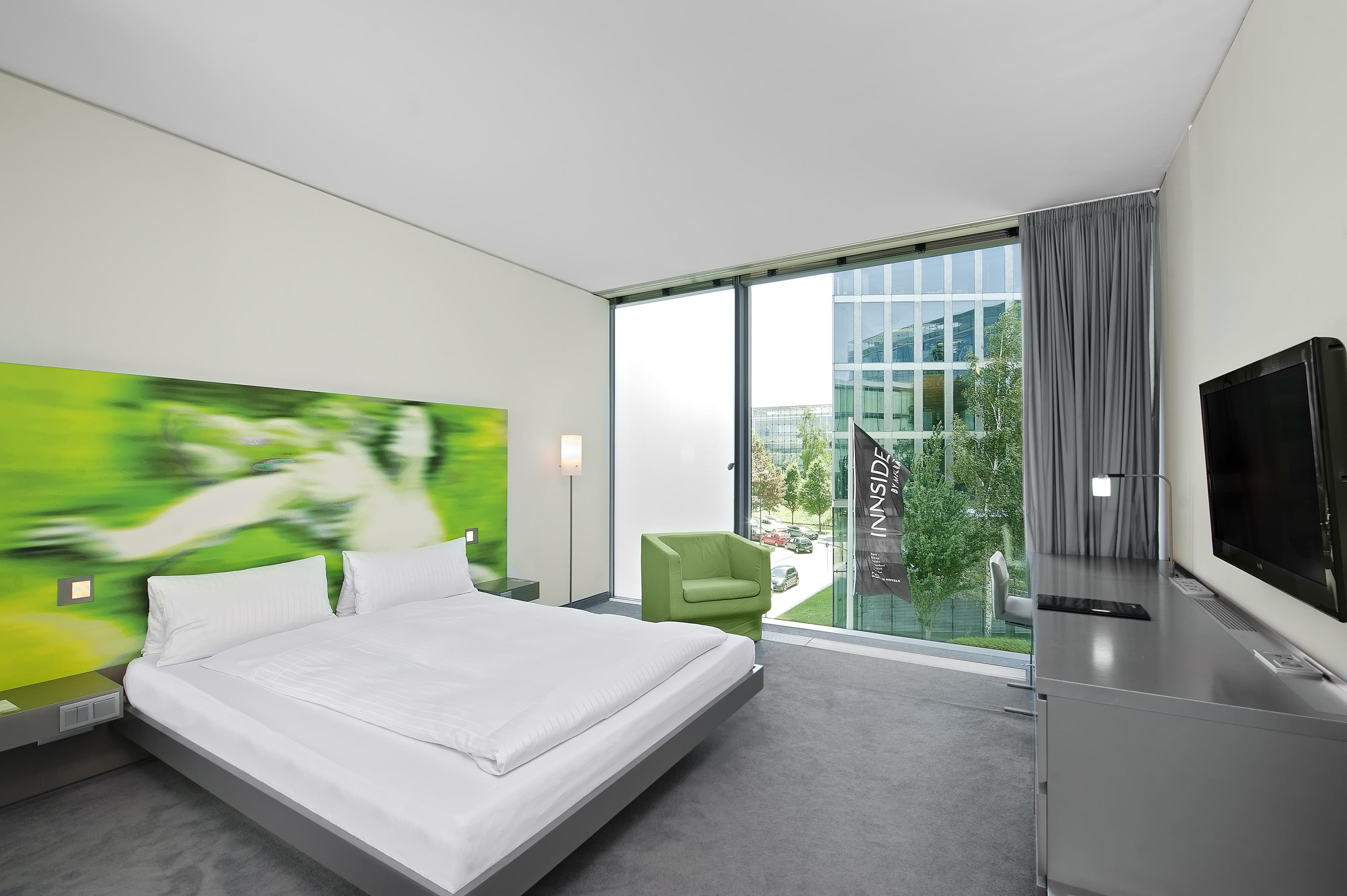 innside by meli m nchen parkstadt schwabing in m nchen holidaycheck bayern deutschland. Black Bedroom Furniture Sets. Home Design Ideas