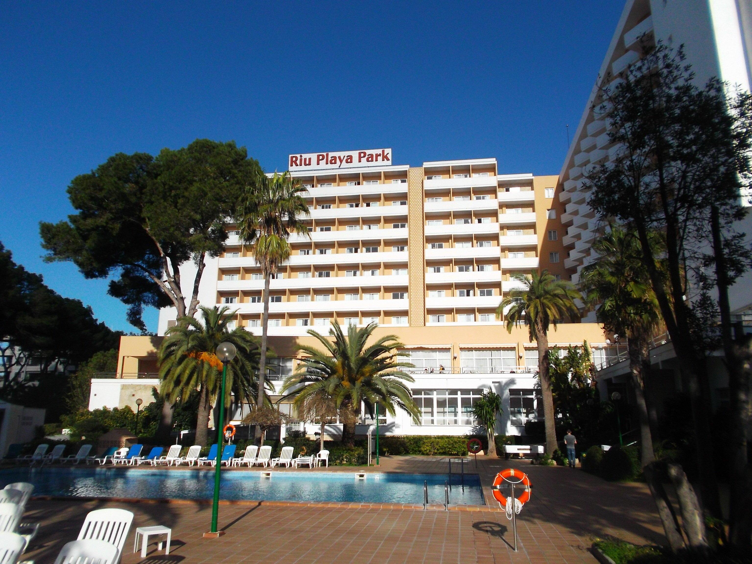 Holidaycheck Hotel Riu Playa Park